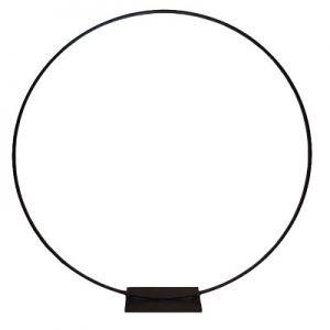 black single hoop 2