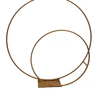 gold double hoop scaled